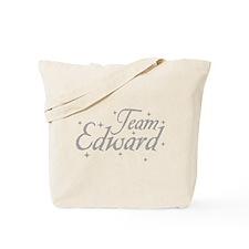 Team Edward Sparkle Tote Bag