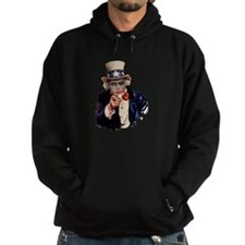 Cute Uncle sam Hoodie