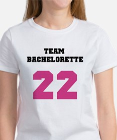 Team Bachelorette 17 Pink Women's T-Shirt