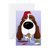 Springer spaniel Greeting Cards