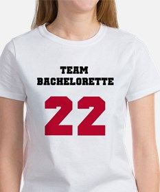 Team Bachelorette 17 Red Women's T-Shirt