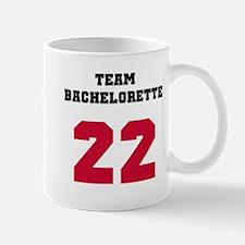 Team Bachelorette 17 Red Mug