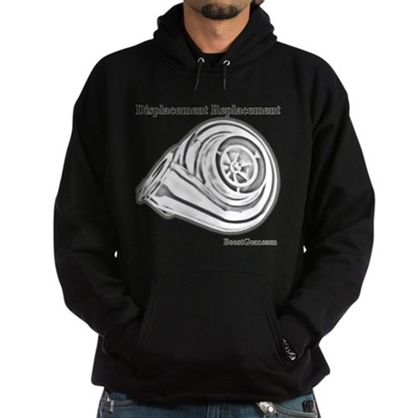 Displacement Replacement - Turbo Hoodie (dark)