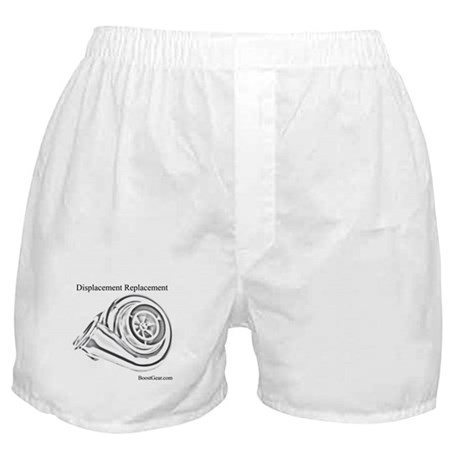 Displacement Replacement - Boxers by BoostGear.com