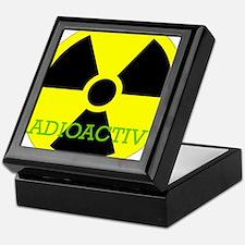Radioactive Keepsake Box