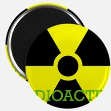 "Radioactive 2.25"" Magnet (10 pack)"