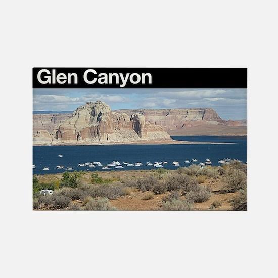 Glen Canyon NRA Rectangle Magnet