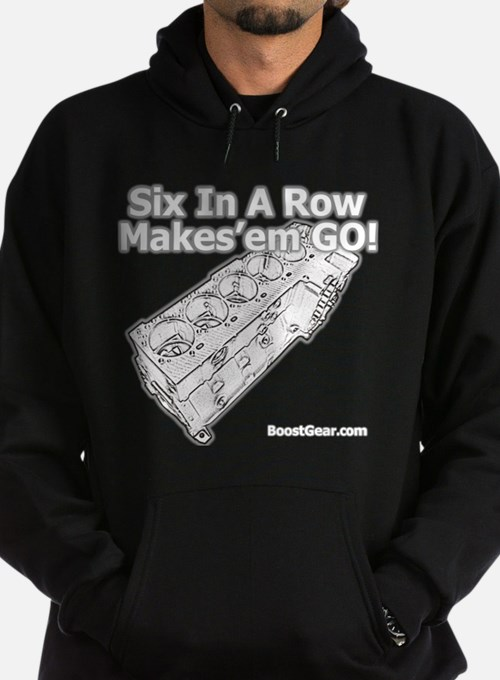 Six In A Row - Makes'em GO! - Hoodie
