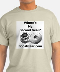 Where's My Second Gear? - T-Shirt