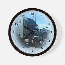 Funny Driver Wall Clock