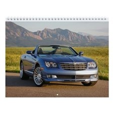 Crossfire 2010 Calendar -Aero Blue Edition