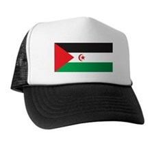 Western Sahara Flag Hat