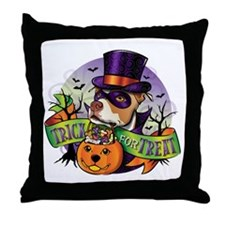 Trick for Treat Throw Pillow