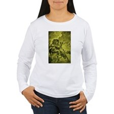 Odin & Fenris - Yellow T-Shirt