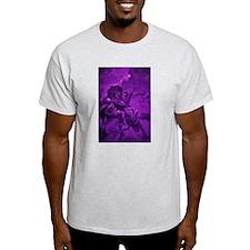 Odin & Fenris - Violet T-Shirt