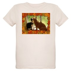 Orange Tabby Cats and Kittens T-Shirt