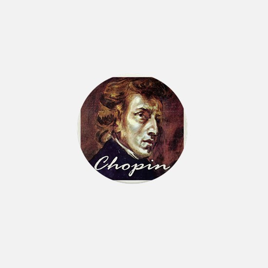 Chopin Mini Button