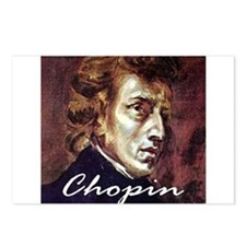 Chopin Postcards (Package of 8)