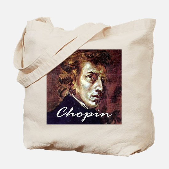 Chopin Tote Bag