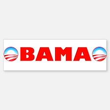 Obamao Bumper Bumper Bumper Sticker