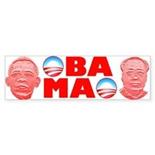 Obamao Bumper Bumper Sticker