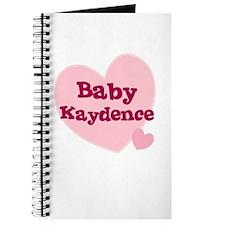 Baby Kaydence Journal