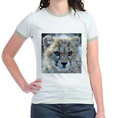 Cheetah Cub Jr. Ringer T-Shirt
