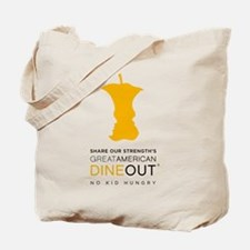 Great American Dine Out Tote Bag