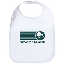 New Zealand Kiwi Stripes Bib