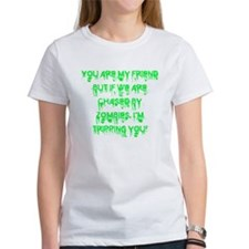zombie chase gr Tee