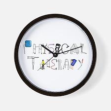 PT at Work Wall Clock