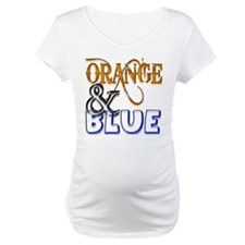 Orange and Blue Florida Gator Shirt