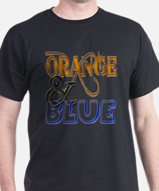 Orange and Blue Florida Gator T-Shirt