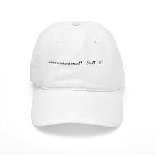 devin's miami crew11/06-11/09 Baseball Cap
