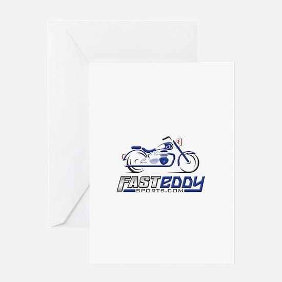 Cute Triumph thunderbird Greeting Card
