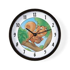 Scrappy's Wall Clock