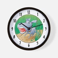 Poindexter's Wall Clock