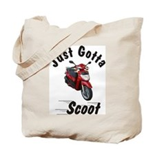 Just Gotta Scoot SYM HD Tote Bag