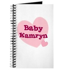 Baby Kamryn Journal