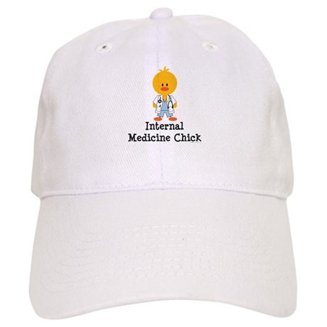 Internal Medicine Chick Cap