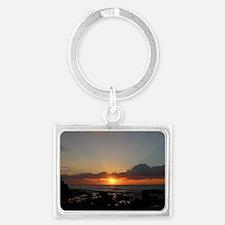 Terrigal Beach Sunrise - Landscape Keychains
