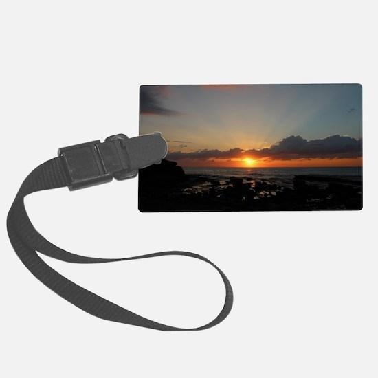 Terrigal Beach Sunrise Luggage Tag