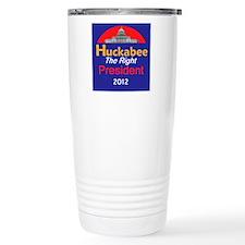 Huckabee 2012 Travel Mug