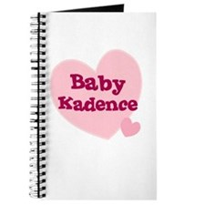 Baby Kadence Journal