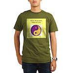 zen buddhist gifts and t0shir Organic Men's T-Shir