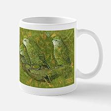 Kakapo and Chicks Mug