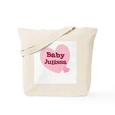 Baby Julissa Tote Bag