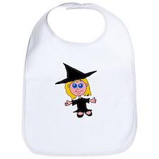 Little Witch Bib