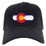 Colorado flag Hats & Caps