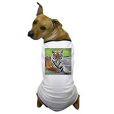 Indochinese Tigers 1 Dog T-Shirt